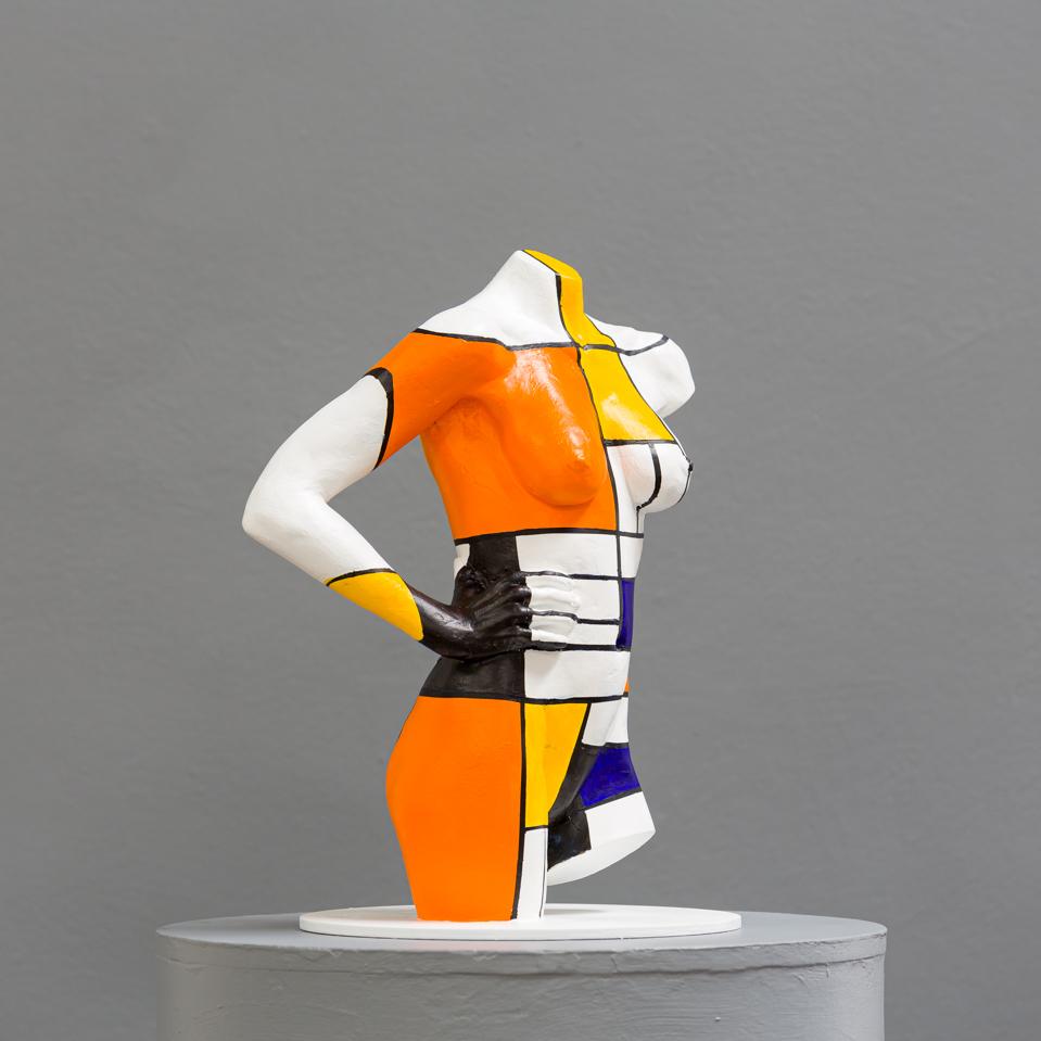 Piet Mondrian Venus